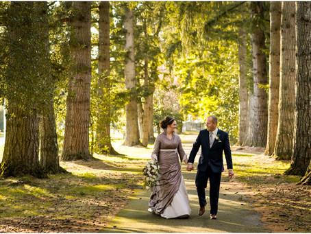 John & Karen - Chilliwack Fall Wedding