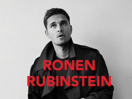 Ronen Rubinstein for Irk Magazine