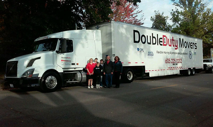 Double Duty Movers and Portable Storage Family