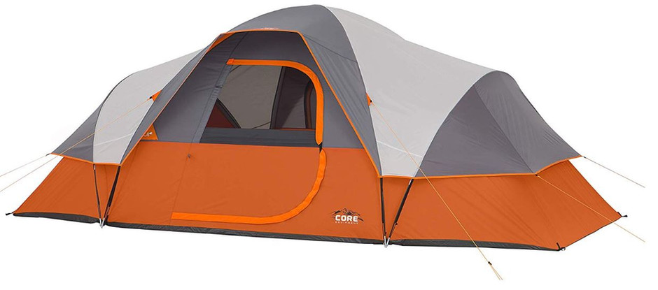 Best Family Dome Tent of 2020  The Core 9 Person Extended Dome Tent