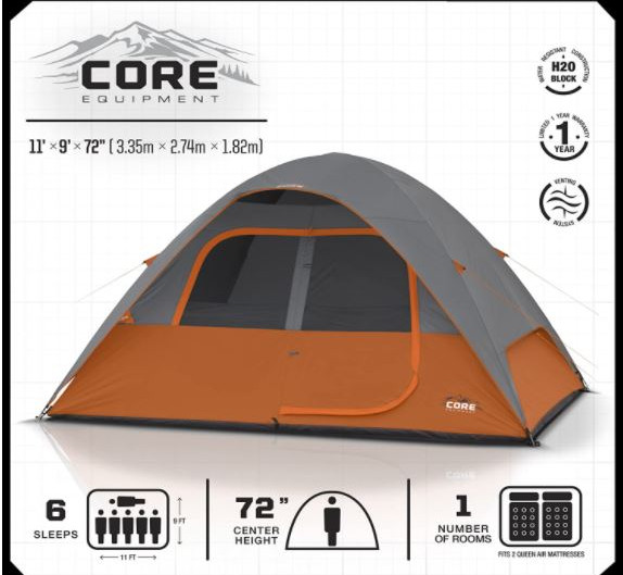 What is the Best Beginner Tent?