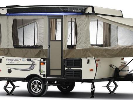 What are the pro's and con's of my new Pop-Up Camper?
