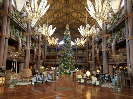 Animal Kingdom Lodge, Come Stay At The Disney Safari Hotel.