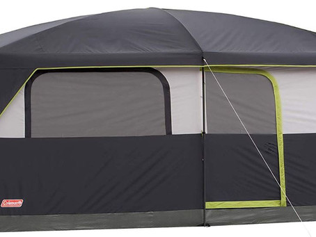 Is The Coleman Prairie Breeze 9 Person Cabin Tent a Great Family Tent?