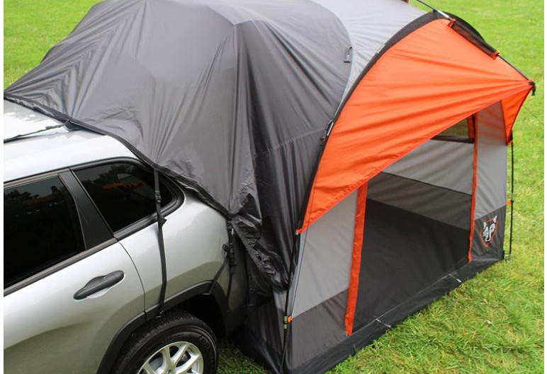 What Tents attach to my SUV?