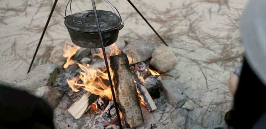 What Is The Best Way To Cook On Your First Camping Trip?