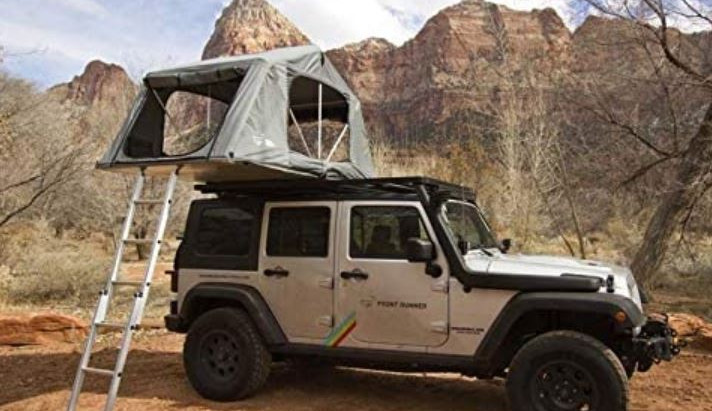 What Type of Tent Should I Buy For My Trip?