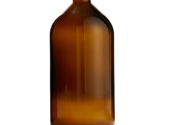 Glass Bottle [Brown - 1L]