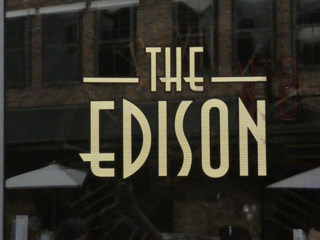 The Edison Restaurant, Disney Springs - Review
