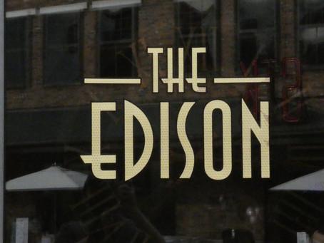 The Edison Restaurant, Disney Springs - Review