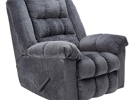 Signature Design by Ashley Ludden Rocker Recliner Review