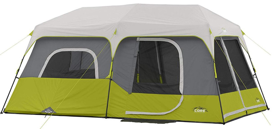 Best Instant Cabin Tent for 2020                CORE 9 Person Instant Cabin Tent