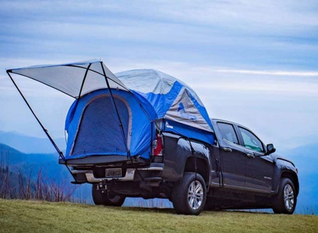 What Tents Work Best for Pickup Truck Bed Camping?