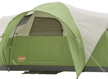 Coleman Montana 6 Person Family Tent