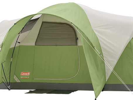 What Does The Coleman Montana 6 Person Family Tent Offer?
