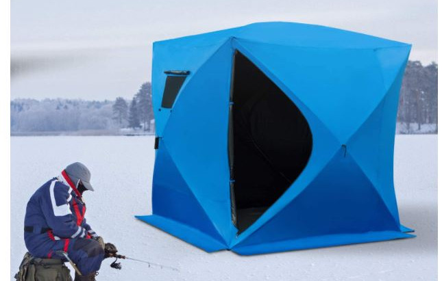 What Ice Fishing Tent Is Best For Me?