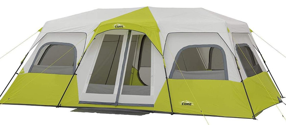 What are the best Waterproof Multi-room Tents?
