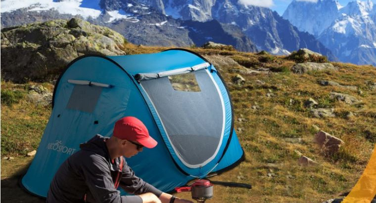 What are the Best Pop Up Tents?