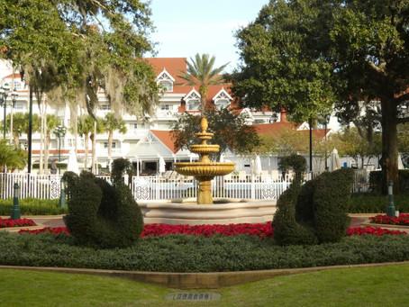 The GRAND FLORIDIAN Café Review: