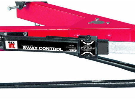 What is the Top Choice For Weight Distribution Hitches and Sway Control