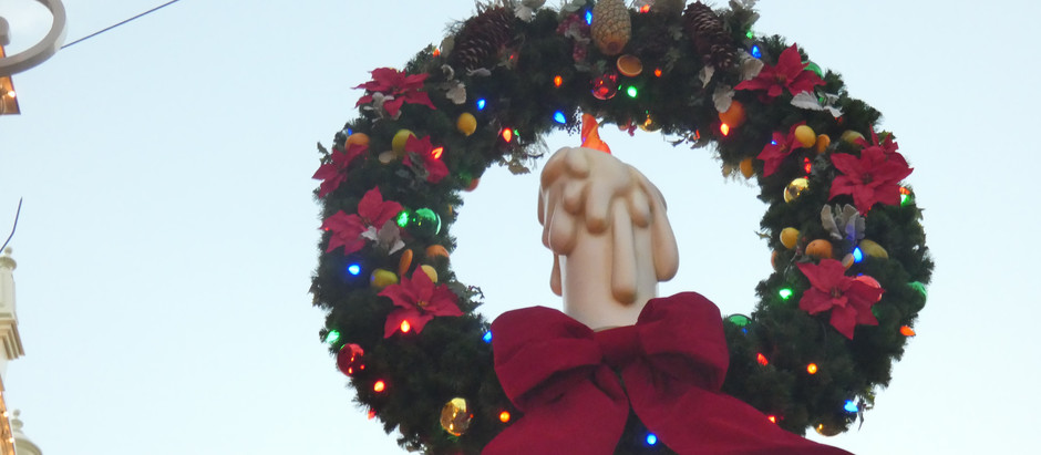 Why You Should Go To Walt Disney World For Christmas?