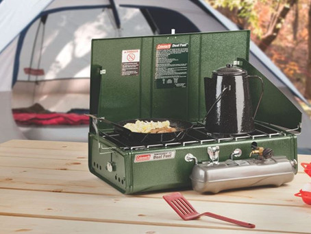 Why should you have a Coleman camp stove on every trip?