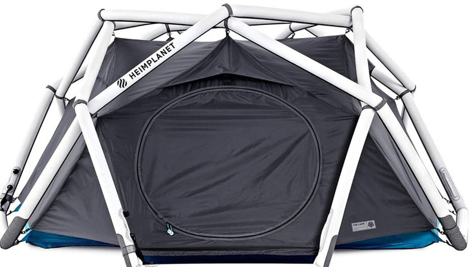 What is the Inflatable Dome Tent?