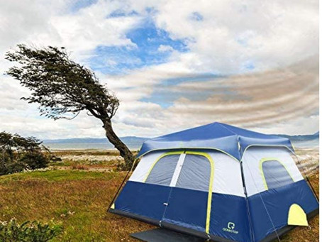 What is the Easiest Set Up Tent for 2 People?