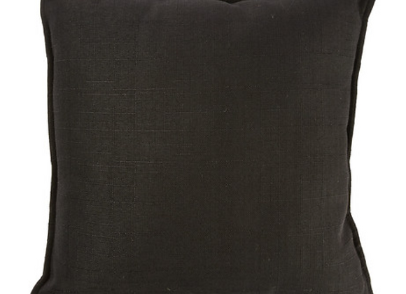 Square Cushion [Black]