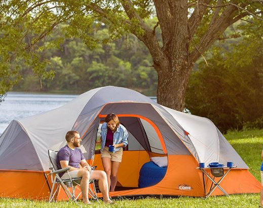 What size Tent Should I Choose For My Beginner Camping Trip?
