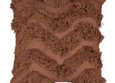Detail Cushion [Brown]