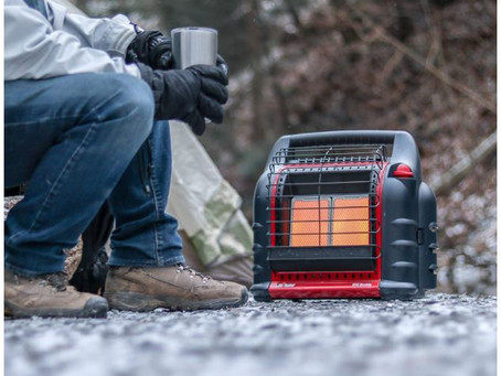 What Heaters Can I Use In My Icehouse Tent?