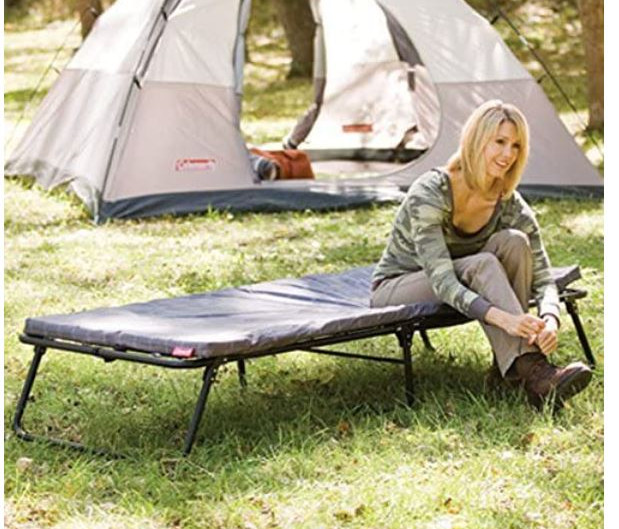 What is The Best Way To Sleep On Your First Camping Trip?