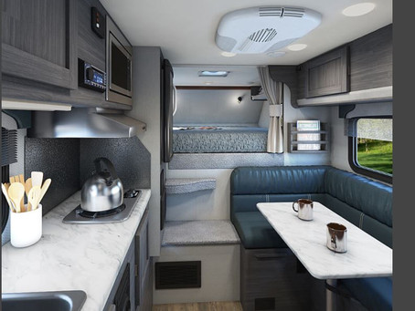 What Are Inexpensive Ways to Upgrade Your RV's Interior?