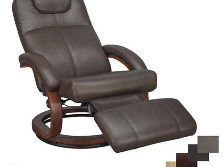 """The RecPro Charles 28"""" RV Euro Chair Recliner Modern Furniture"""
