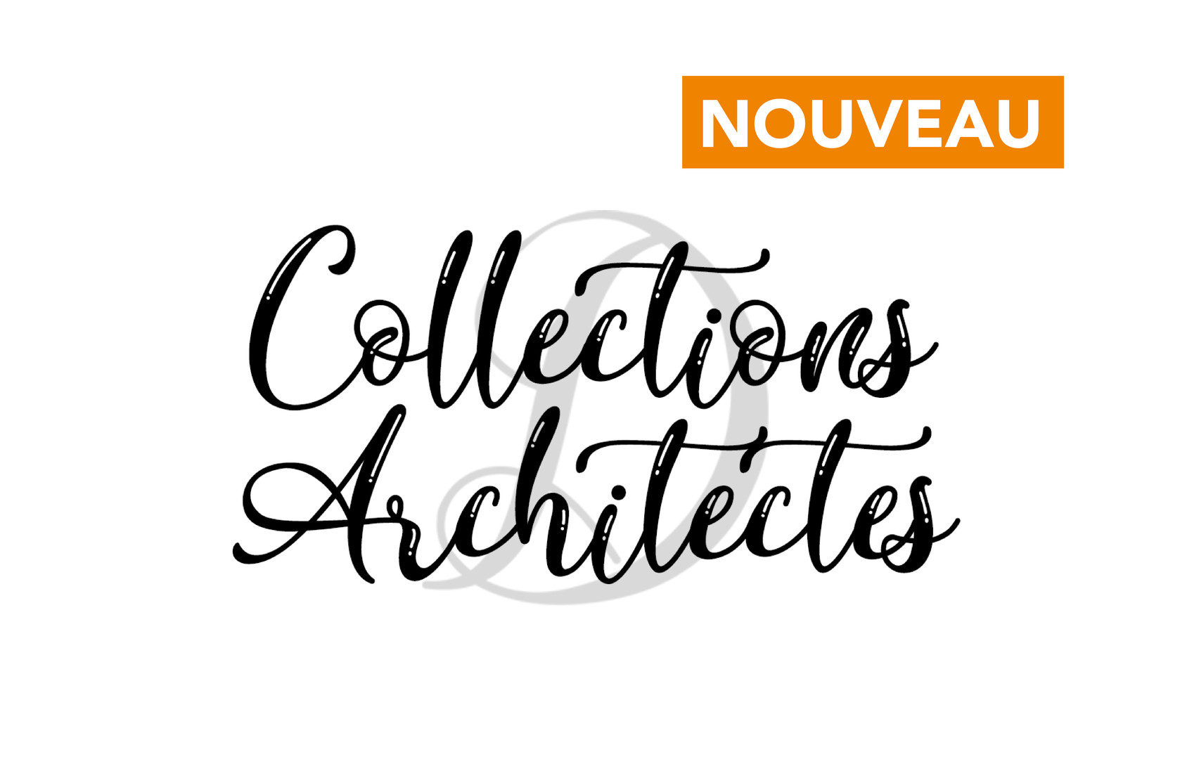 Collections Architectes