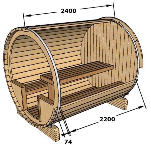Dining Barrel