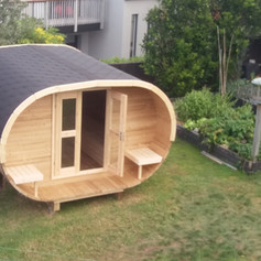 Oval Cabin 330 in Auckland