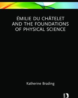 My book on Du Châtelet is out