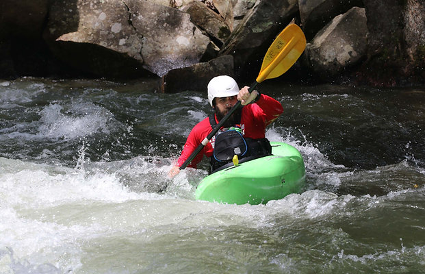 Whitewater 101 Summer Session