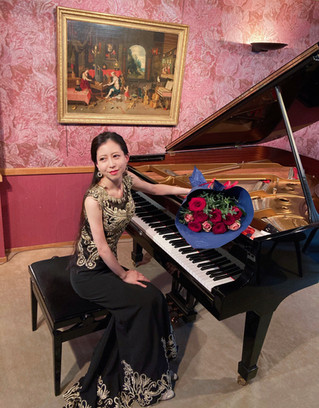 Recital en Maison Debussy