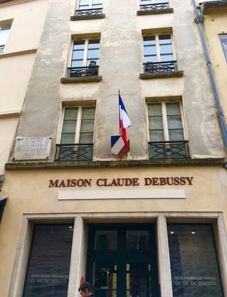 Musée Claude Debussy
