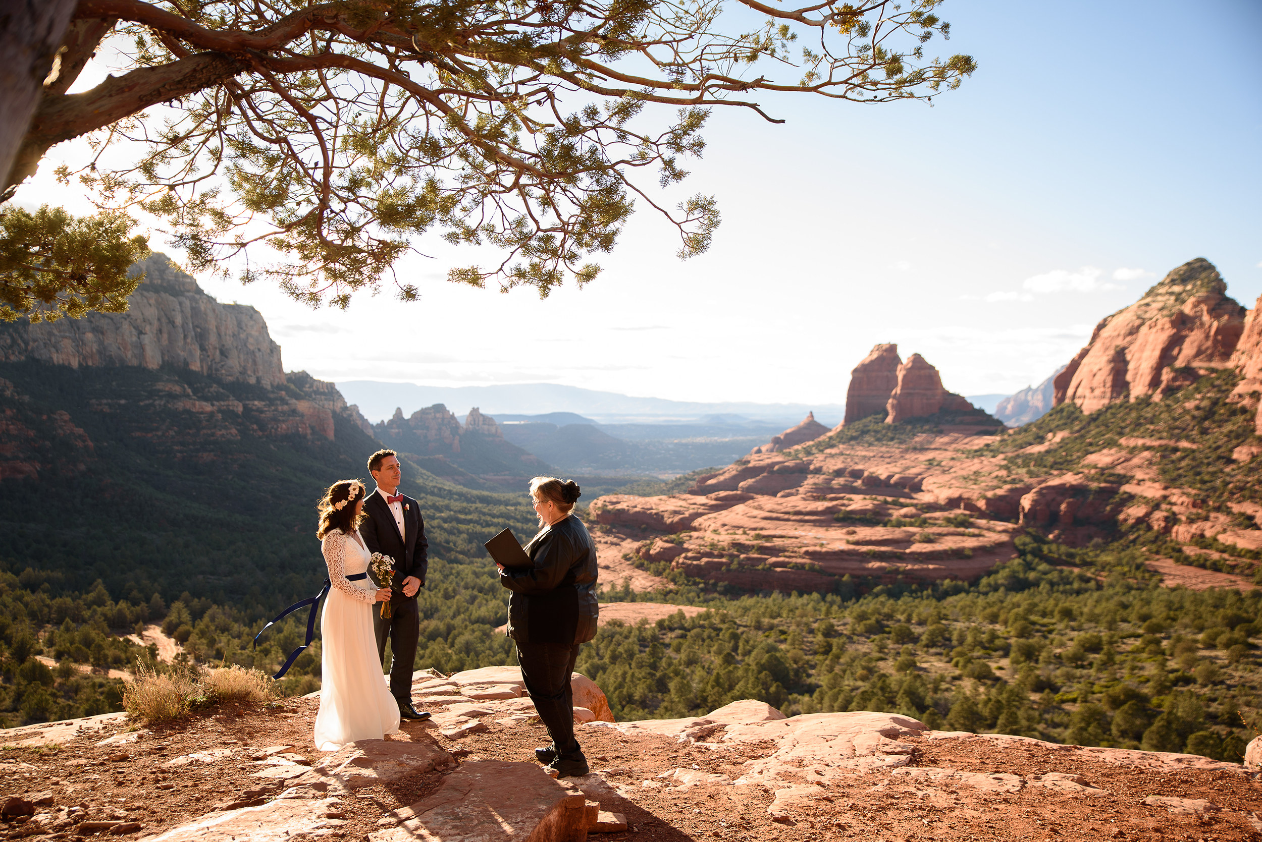 Paris Sedona Wedding 12/2018