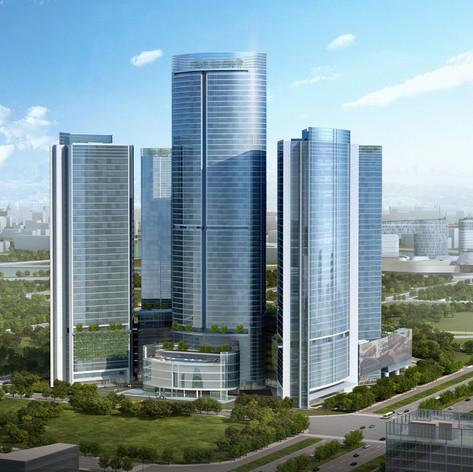 Chengdu Yintai Center, 2010