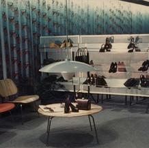 Byck's Shoes Renovation, 1950