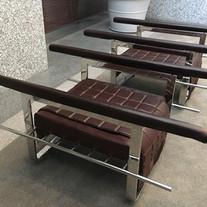 Entelechy Series: Ottoman Chair, 1992