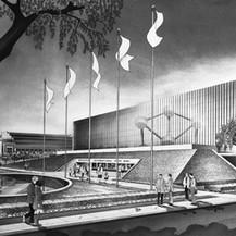 Brussels International Trade Mart, 1975
