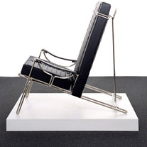 """""""T"""" Back Lounge Chair, 1997"""
