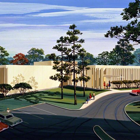 C.W. Hill Elementary School, 1967