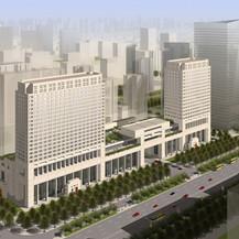Beijing Wanda Plaza, 2003
